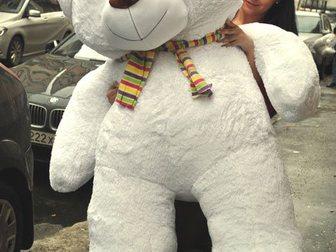 Новое фото  Большие мишки, плюшевые медведи 32822268 в Новосибирске
