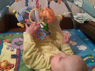 Свежее фото Товары для новорожденных Игрушка на дуги, автолюльку и кроватку! 32841456 в Новосибирске