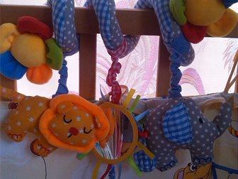 Скачать бесплатно foto Товары для новорожденных Игрушка на дуги, автолюльку и кроватку! 32841456 в Новосибирске