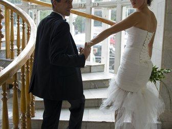Просмотреть foto Свадебные платья Продам необычное свадебное платье 32864295 в Новосибирске