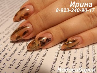 Свежее foto Салоны красоты Наращивание ногтей в Новосибирске 32905033 в Новосибирске