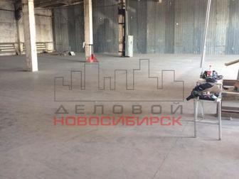 Уникальное изображение Коммерческая недвижимость Сдам складское помещение 1194,3 кв. м. 32987177 в Новосибирске