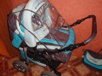 Просмотреть фото Детские коляски Продам коляску зима-лето 33048892 в Новосибирске