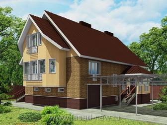 Уникальное фото Другие строительные услуги Дизайн фасада через интернет 33076531 в Новосибирске