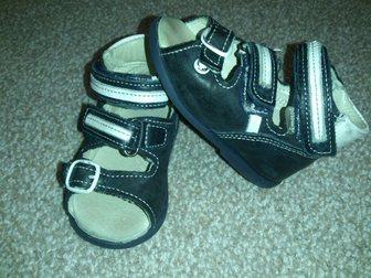 Скачать изображение Детская обувь Ортопедические сандалики 18 размер 33152022 в Новосибирске