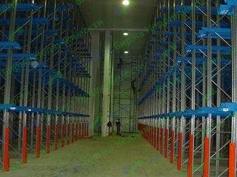 Скачать изображение Аренда нежилых помещений Сдам в аренду складское помещение с регулируемым температурным режимом площадью 2000 кв, м, №А1682 33193417 в Новосибирске