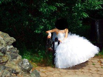 Свежее фото Свадебные платья свадебное платье 33283752 в Новосибирске