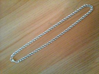 Новое изображение  Серебрянная цепь 23 гр, 33331877 в Новосибирске