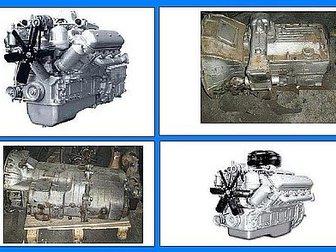 Просмотреть фотографию Автозапчасти Двигатели ЯМЗ-236, ЯМЗ-236 НЕ турбо, ЯМЗ-238 и КПП с хранения 33340118 в Новосибирске