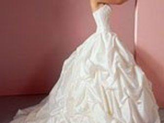 Новое фотографию Свадебные платья Эксклюзивное свадебное платье Justin Alexander, Англия 33394360 в Новосибирске