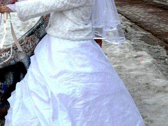 Скачать foto Свадебные платья Продам шикарное свадебное платье 33395692 в Новосибирске
