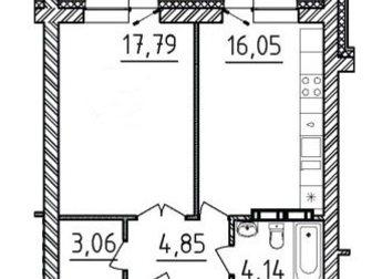 Свежее изображение  Продам 1-комнатную квартиру Краснообск, ул, Западная, д, 252 стр 33556947 в Новосибирске