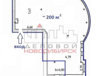 Скачать бесплатно фото  Сдача в аренду универсального помещения 198 кв, м * 860 руб, /кв, м 33657866 в Новосибирске