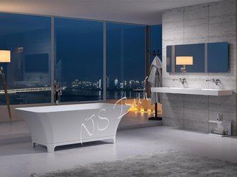 Скачать бесплатно изображение  Изысканные ванны! Элегантные раковины! 33689732 в Новосибирске