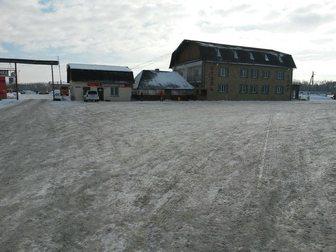Уникальное фото Разное Грузовой шиномонтаж на трассе 33750985 в Новосибирске