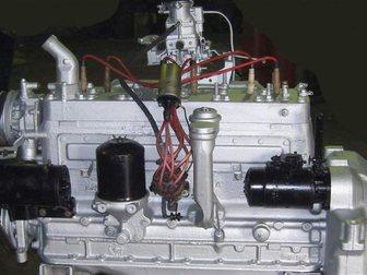 Смотреть фото Автозапчасти Двигатель ЗИЛ-157 33851863 в Новосибирске