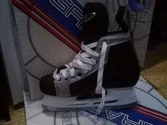 Увидеть foto  хоккейные коньки GRAF 34001028 в Новосибирске