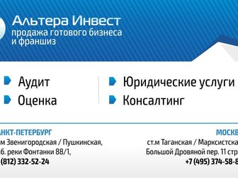 Увидеть фото  Кафе-Бар с полностью оборудованой кухней 34058708 в Новосибирске