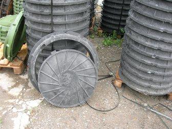 Увидеть фото Строительные материалы Люк полимерпесчаный(тротуарный) 34318672 в Новосибирске