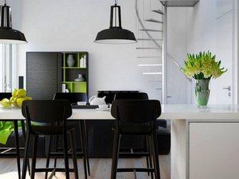 Уникальное фотографию Ремонт, отделка Дизайн интерьера квартир, домов, офисов, торговых площадей 34511634 в Новосибирске