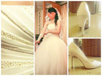 Скачать бесплатно фото Свадебные платья продам свадебное платье 34553157 в Новосибирске