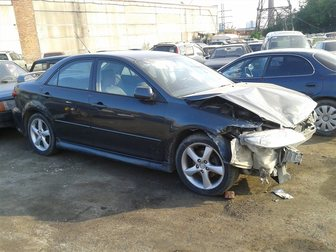 Новое фотографию Аварийные авто Продам автомобиль МАЗДА6 2003, левый руль - цена 200000,00 руб 34708452 в Новосибирске