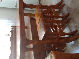 Скачать фото  Кухонный уголок: угловой диван, стол и табуретки 34804441 в Новосибирске