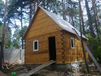 Уникальное фото Ремонт, отделка Строим дома, бани, фундаменты, кровля, фасад 35329982 в Новосибирске
