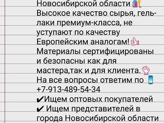 Уникальное изображение  TM ShaNail Гель-лаки Премиум качества 36781310 в Новосибирске