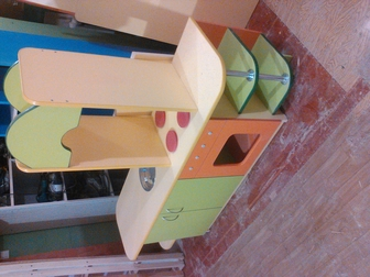 Уникальное фотографию Мебель для детей Детская мебель 36877559 в Новосибирске
