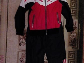 Скачать бесплатно foto Детская одежда Продам спортивный костюм для первокласника (девочка и мальчик) 36903877 в Новосибирске