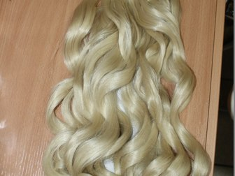 Смотреть изображение Разное искусственные кудрявые волосы на заколках 36943810 в Новосибирске