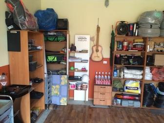 Смотреть фотографию  Двухуровневый капитальный гараж с отделкой 37148723 в Новосибирске