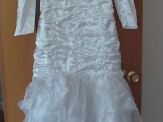 Смотреть изображение Свадебные платья новые свадевные платья-пр-во 37222619 в Новосибирске