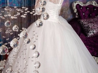 Уникальное фото Свадебные платья шикарное платье) 37374325 в Новосибирске