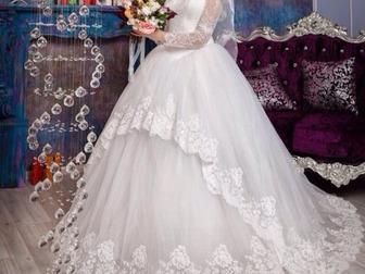 Свежее фотографию Свадебные платья шикарное платье) 37374325 в Новосибирске