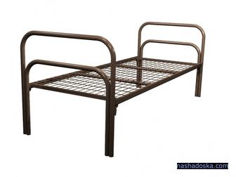 Просмотреть фото Мебель для спальни Кровати металлические для времянок, Кровати для бюджетных гостиниц, Кроват железные для интернатов 37434210 в Новосибирске