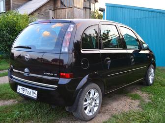 Фото Opel Meriva Новосибирск смотреть