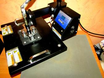 Скачать бесплатно фотографию Принтеры, картриджи Оборудование для сублимации 37665948 в Новосибирске