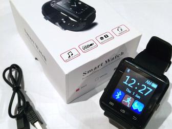 Свежее фото Часы Умные часы Smart Watch U8 Bluetooth 37722147 в Новосибирске