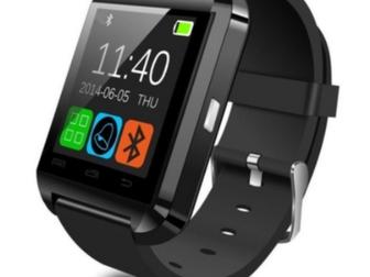Просмотреть фото Часы Умные часы Smart Watch U8 Bluetooth 37722147 в Новосибирске