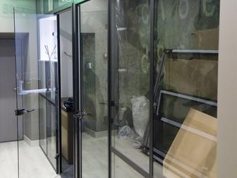 Свежее фотографию Ремонт, отделка Стеклянные перегородки из закаленного стекла и триплекса 37751778 в Новосибирске
