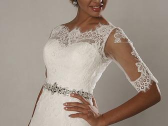 Увидеть фото Свадебные платья Свадебное платье , 37863487 в Новосибирске