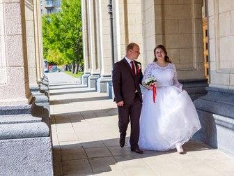 Скачать фотографию Свадебные платья Продам красивое свадебное платье! 38359437 в Новосибирске