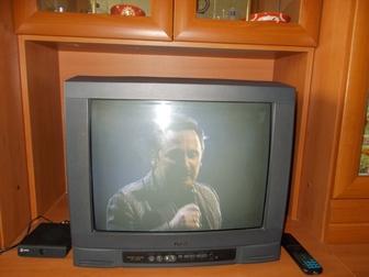 Просмотреть фотографию Товары для туризма и отдыха продам цветной телевизор 38433882 в Новосибирске