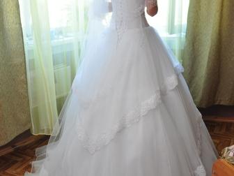 Увидеть изображение  Свадебное платье 38867554 в Новосибирске