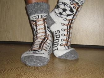 Скачать foto  Предлагаю шерстяные носки оптом 39016349 в Новосибирске