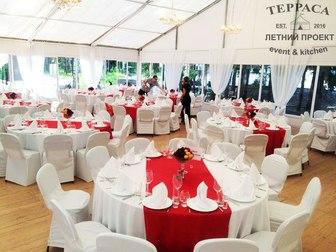 Смотреть foto  Проект Терраса | Свадьба на природе 39230148 в Новосибирске