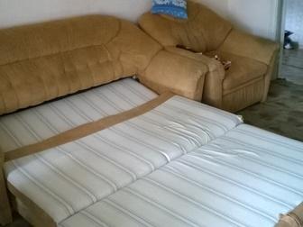 Скачать изображение Отдам даром - приму в дар диван и два кресла -кровати 39609699 в Новосибирске