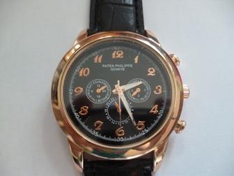 Свежее фотографию Аксессуары Мужские часы Patek Philippe Geneve 43817411 в Новосибирске